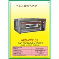 MESIN PEMANGGANG Gas Food Oven Series WG102 1