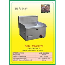 ALAT ALAT MESIN Gas Griddle & Pasta Cooker MI2214W