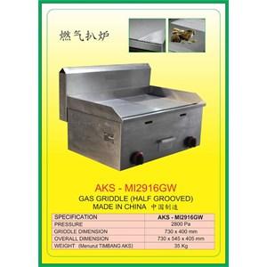 ALAT ALAT MESIN Gas Griddle & Pasta Cooker MI2916
