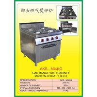 Mesin Penggorengan Gas Fryer & Gas Range MI4KG 1