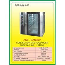 Mesin Pemanggang Hot Air Rotary Furnace SAN8KP