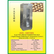 Mesin Pemanggang Electric Bread Fermenting Box GM15BS