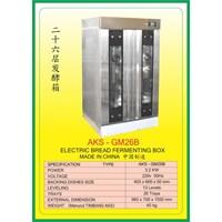 Mesin Pemanggang Electric Bread Fermenting Box GM26B 1