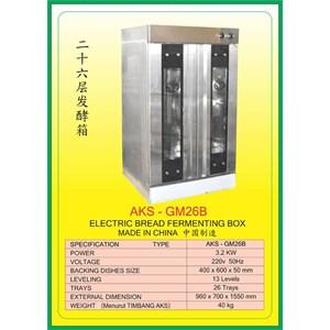 Mesin Pemanggang Electric Bread Fermenting Box GM26B