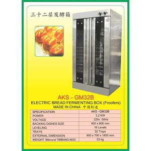 Mesin Pemanggang Electric Bread Fermenting Box GM32B