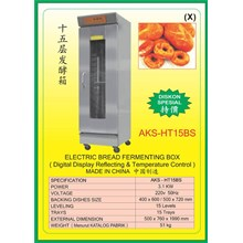 Mesin Pemanggang Electric Bread Fermenting Box HT15BS