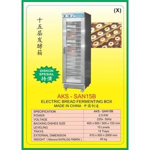 Mesin Pemanggang Electric Bread Fermenting Box SAN15B