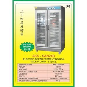 Mesin Pemanggang Electric Bread Fermenting Box SAN24B