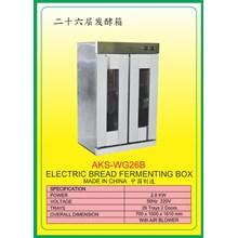Mesin Pemanggang Electric Bread Fermenting Box WG26B