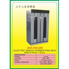 Mesin Pemanggang Electric Bread Fermenting Box WG32B