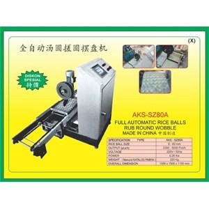 ALAT ALAT MESIN Automatic Buns Machine SZ80A