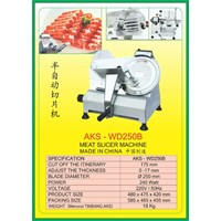 ALAT ALAT MESIN Meat Slicer WD250B 1
