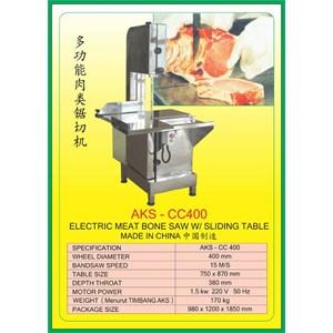 ALAT ALAT MESIN Electric Meat Bone Saw CC400