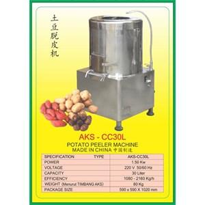 ALAT ALAT MESIN Potato Peeler CC30L