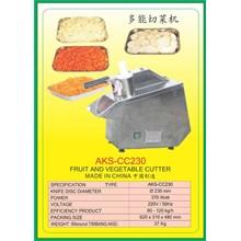 ALAT ALAT MESIN Fruit & Vegetable Cutter CC230