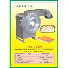 ALAT ALAT MESIN Fruit & Vegetable Cutter CC600