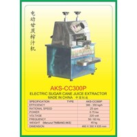 ALAT ALAT MESIN Sugar Cane Juice Extractor CC30MP 1