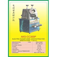 ALAT ALAT MESIN Sugar Cane Juice Extractor CC30MP
