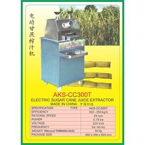 ALAT ALAT MESIN Sugar Cane Juice Extractor CC300T