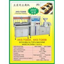 ALAT ALAT MESIN Tofu Machine TG60A