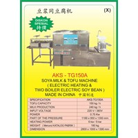 ALAT ALAT MESIN Tofu Machine TG150A 1