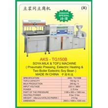 ALAT ALAT MESIN Tofu Machine TG150B