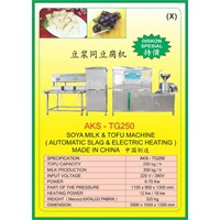 ALAT ALAT MESIN Tofu Machine TG250 1
