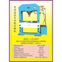 ALAT ALAT MESIN Multifunction Hydraulic Shop Press LG100T 1
