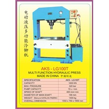 ALAT ALAT MESIN Multifunction Hydraulic Shop Press LG100T