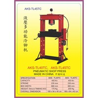 ALAT ALAT MESIN Multifunction Hydraulic Shop Press TL40TC
