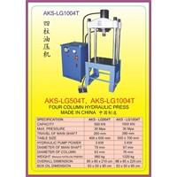 ALAT ALAT MESIN Four Collum Hydraulic Press LG504T 1