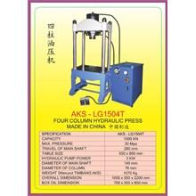 ALAT ALAT MESIN Four Collum Hydraulic Press LG1504T