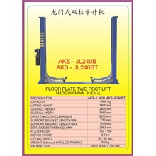 ALAT ALAT MESIN Two Post & Four Post Alighment Lift JL240B
