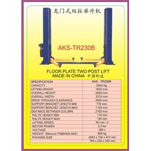 ALAT ALAT MESIN Two Post & Four Post Alighment Lift TR230B