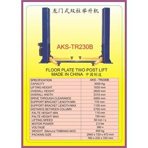 ALAT ALAT MESIN Two Post & Four Post Alighment Lift TR230B