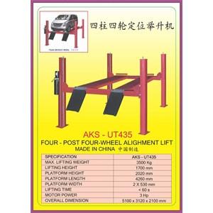 ALAT ALAT MESIN Two Post & Four Post Alighment Lift UT435
