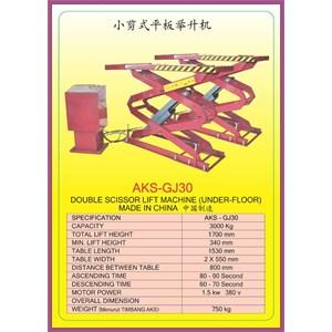 Alat alat mesin Platform Scissor Lift GJ30