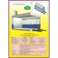 Alat alat mesin Preparation Station QS2311A 1
