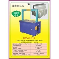 Jual Strapping Machine KH118