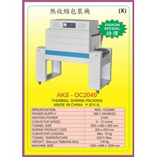 Mesin Thermal Shrink OC2040