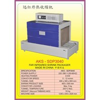 Jual Mesin Thermal Shrink SDP3040
