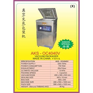 Mesin Vacuum OC4040