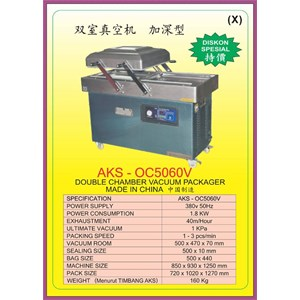 Mesin Vacuum OC5060V