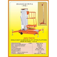 Lift High-Rised Lifting Platform TK019