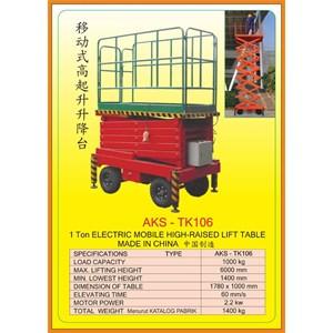 Lift High-Rised Lifting Platform TK106