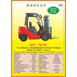 Forklift TM1M