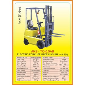 Forklift TO 0.5AB