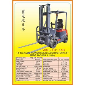 Forklift TO 1.5AB