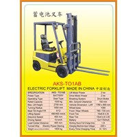 Forklift TO 1AB 1