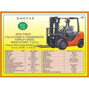 Forklift TM 4A